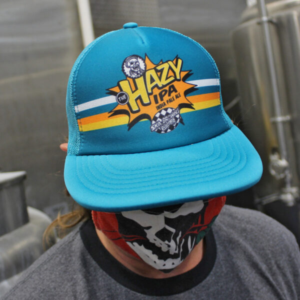 Ska Brewing Hazy IPA Teal Cap Hat