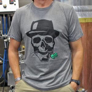 Ska Brewing Pinhead Skull Tee