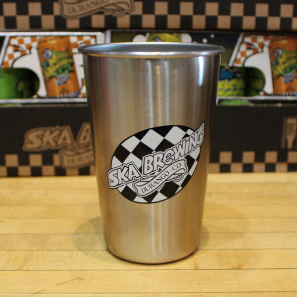 Ska Brewing Stainless Cup