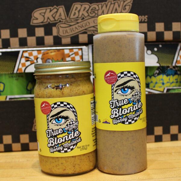 Ska Brewing True Blonde Ale Honey Mustard