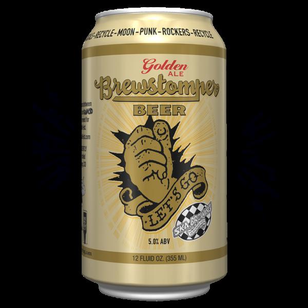 Ska Brewing Brewstomper Golden Ale
