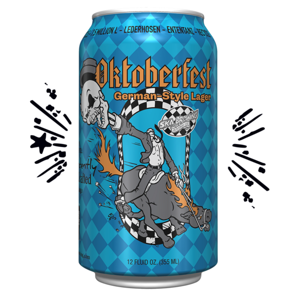 Ska Brewing Oktoberfest German-Style Lager