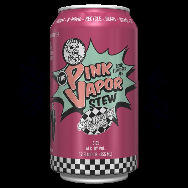 Ska Brewing Pink Vapor Stew Sour Ale