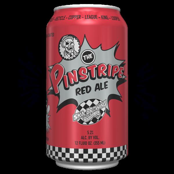 Ska Brewing Pinstripe Red Ale