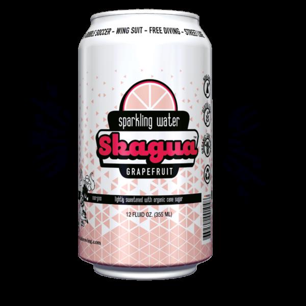 Non-alcoholic Skagua Grapefruit
