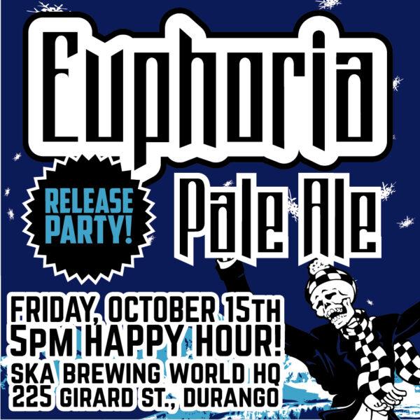 Euphoria Pale Ale Release