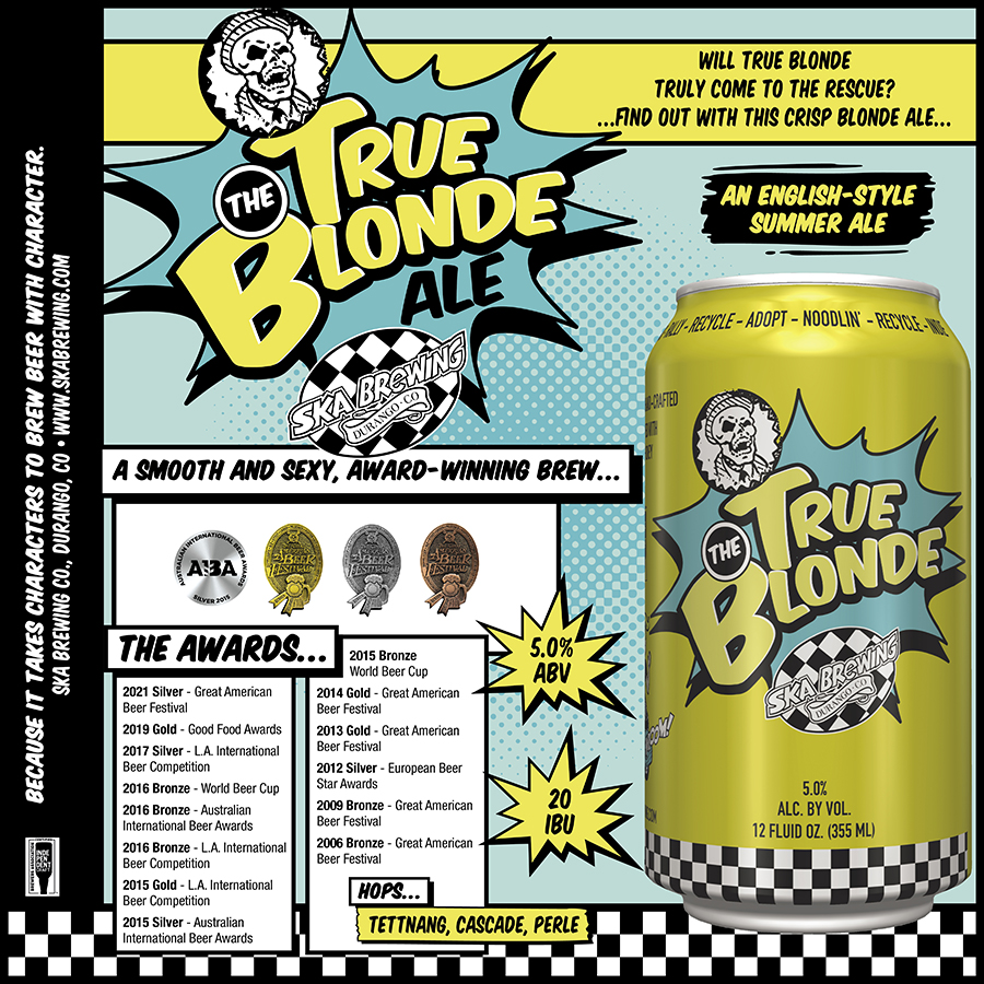 True Blonde Awards